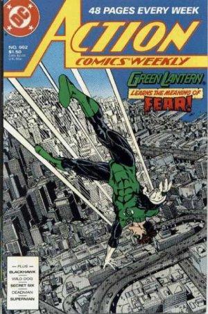 Action Comics # 602