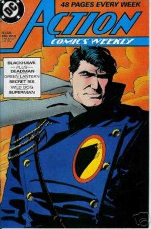 Action Comics # 603