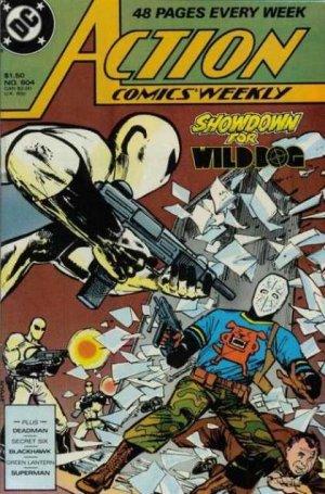 Action Comics # 604