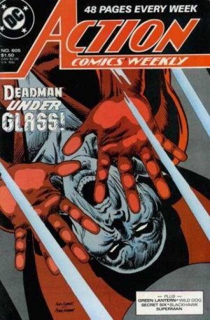 Action Comics # 605