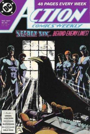 Action Comics # 607