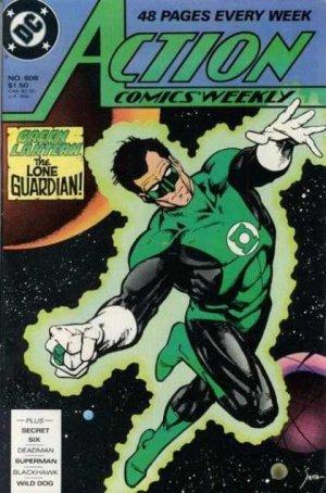 Action Comics # 608