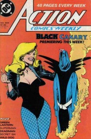 Action Comics # 609