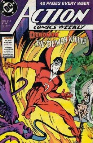 Action Comics # 610