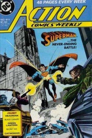 Action Comics # 611