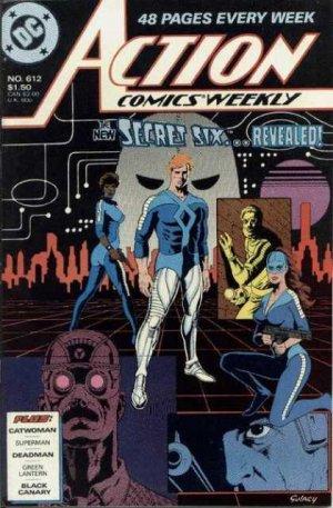 Action Comics # 612