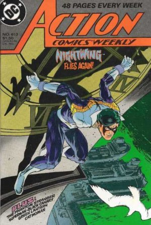 Action Comics # 613