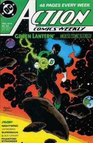 Action Comics # 614