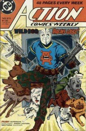 Action Comics # 615