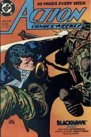 Action Comics # 616