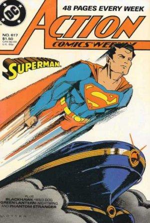 Action Comics # 617