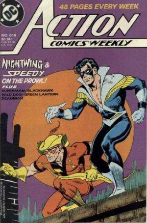Action Comics # 618