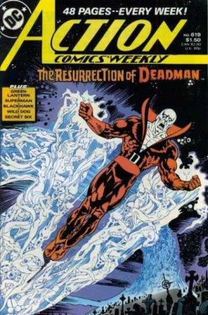 Action Comics # 619