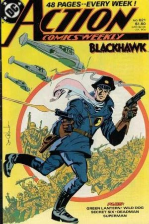 Action Comics # 621