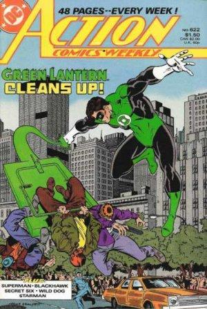 Action Comics # 622