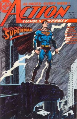 Action Comics # 623