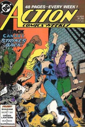 Action Comics # 624