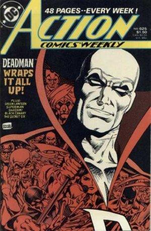 Action Comics # 625