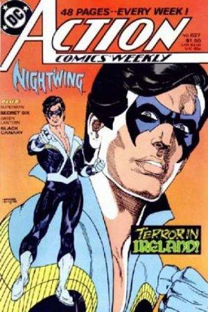 Action Comics # 627