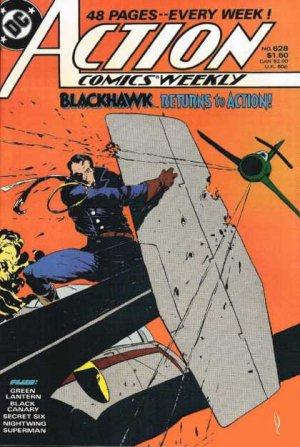 Action Comics # 628