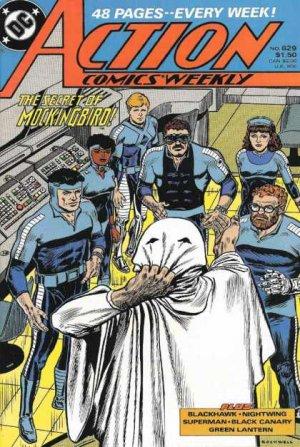 Action Comics # 629