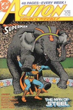 Action Comics # 630