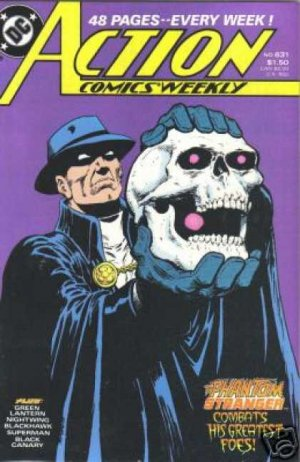 Action Comics # 631
