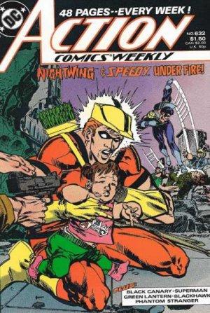 Action Comics # 632