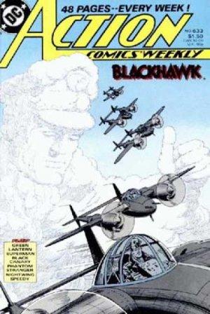 Action Comics # 633