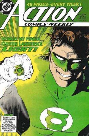 Action Comics # 634