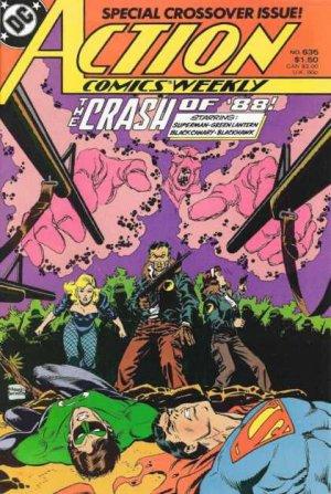 Action Comics # 635