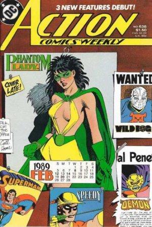 Action Comics # 636