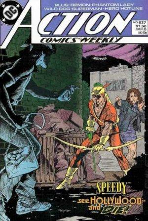 Action Comics # 637