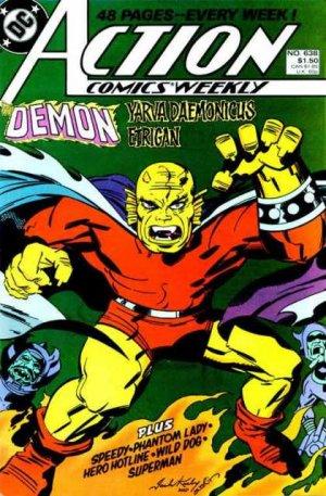 Action Comics # 638