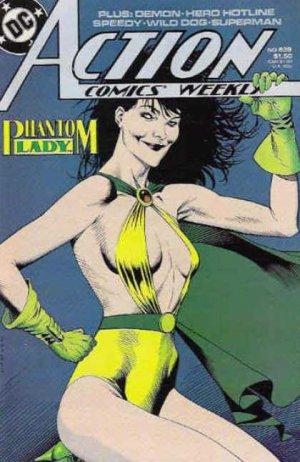 Action Comics # 639