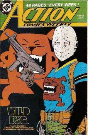 Action Comics # 640