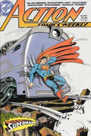 Action Comics # 641