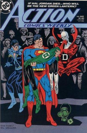 Action Comics # 642