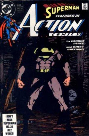 Action Comics # 644