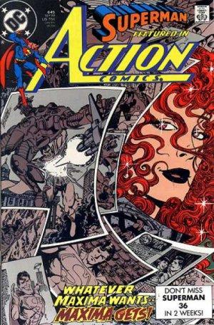 Action Comics # 645