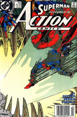 Action Comics # 646