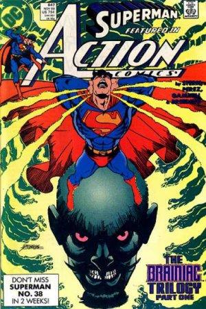 Action Comics # 647