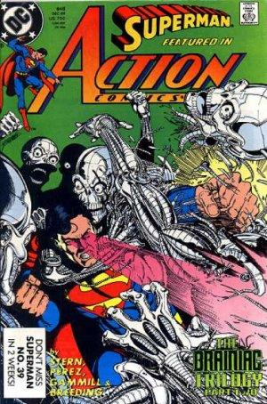 Action Comics # 648