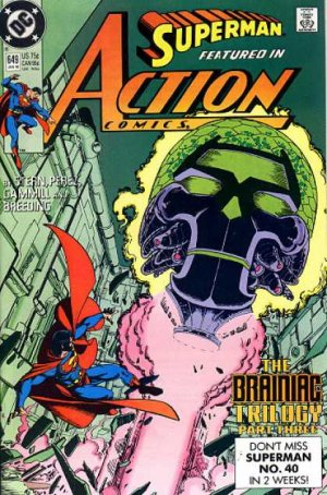 Action Comics # 649 Issues V1 (1938 - 2011)