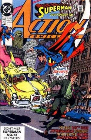 Action Comics # 650