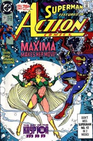 Action Comics # 651