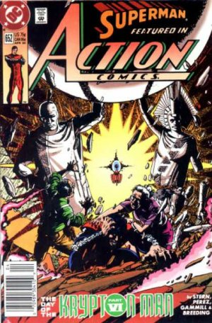 Action Comics # 652