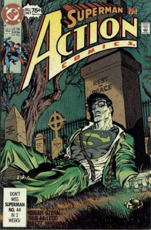 Action Comics # 653 Issues V1 (1938 - 2011)