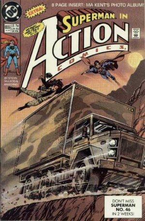 Action Comics # 655 Issues V1 (1938 - 2011)