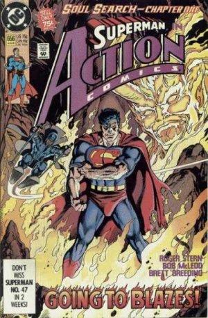 Action Comics # 656